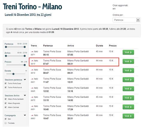 Orari Treni Porta Susa by Pendolando Con Trenitalia Tra Torino E In Alta