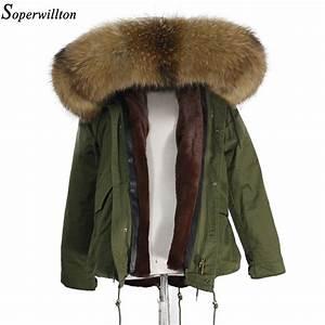 Parka Femme Vrai Fourrure : manteau femme avec vrai fourrure ~ Melissatoandfro.com Idées de Décoration