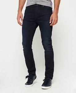 Jean Homme Taille Basse : superdry jean slim taille basse jeans pour homme ~ Melissatoandfro.com Idées de Décoration