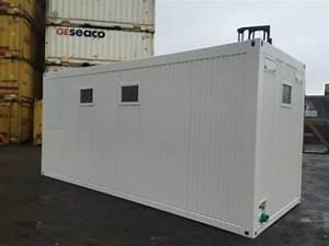 45 Fuß Container : dusch und wc container gebraucht 20 fu ~ Whattoseeinmadrid.com Haus und Dekorationen