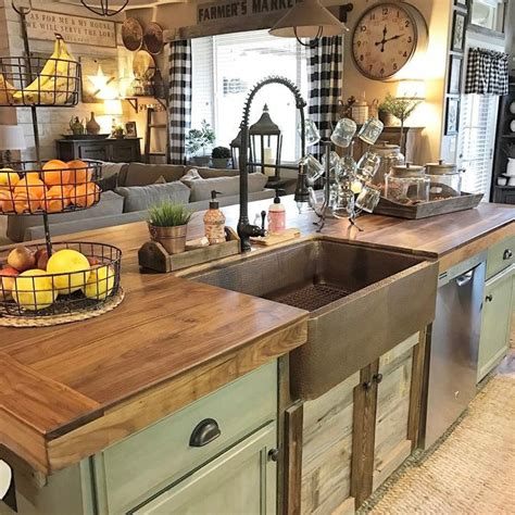 farm house kitchen ideas 2027 best cottage kitchens images on country
