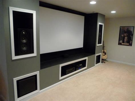 The Best Home Theater Projector 25 best ideas about in wall speakers on pinterest tall