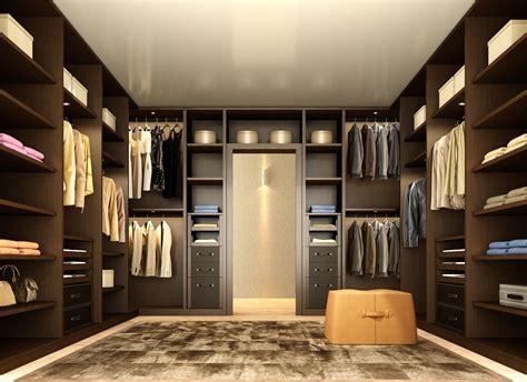 Walk In Closet Decoration by Walk In Closet Atlante In Walnut With Brown