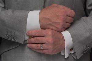 the ring solution for every metrosexual man when and how With men wearing wedding rings