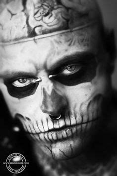 Pin by Ricky G. Commercial Art on Tattoo | Rick genest