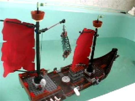 Lego Ship Sinking 1 by My Lego Ship Sinking