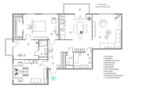 modern floorplans modern apartment floorplan interior design ideas