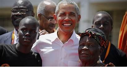 Obama Kenya Barack Africa Visits Presidency Trip