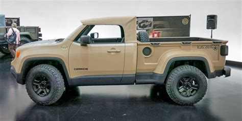 new jeep truck concept cost of jeep pickup autos post