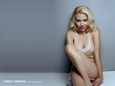 Scarlett Johansson Scarlett Johansson Wallpaper Fanpop
