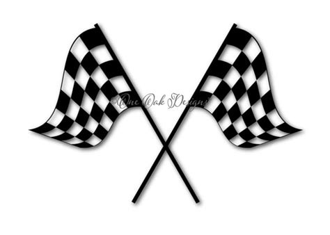 Colored background with checkered flag vectors 02 eps file. Crossed Checkered Flag SVG File, PDF DXF, eps, ai, png ...