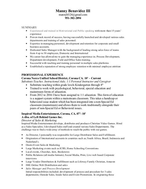 Speaking Resume by Speaking Experience Resume Resume Sles Tag