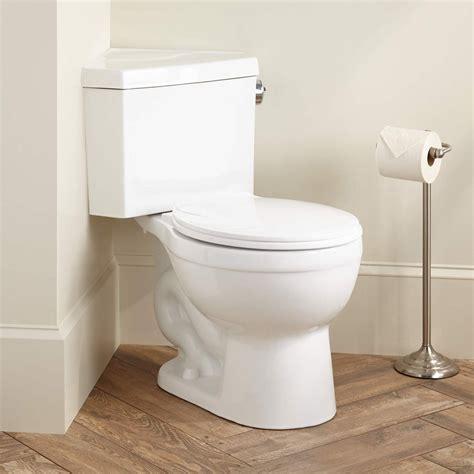 barnum dual flush corner toilet  seat bathroom