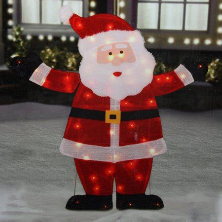 """42"""" Lighted Jolly Santa Claus Outdoor Christmas Yard Art. Origami Decorations For Christmas Tree. Decorative Christmas Tree Ladder. Christmas Decorations For Float. Personalized Christmas Ornament Kits. Handmade Christmas Decorations Diy. Christmas Decoration Hire Wellington. Country Style Outdoor Christmas Decorations. Christmas Decoration Ideas Restaurant"""
