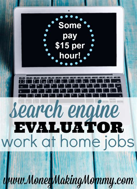 search engine evaluator list of companies offering search engine evaluator jobs