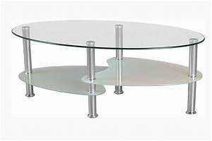 oval coffee tables With small oval glass top coffee table