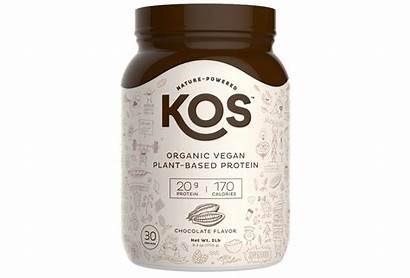 Protein Kos Plant Based Powder Organic Vegan