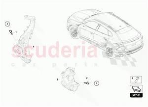 Lamborghini Urus Speed Sensor Parts