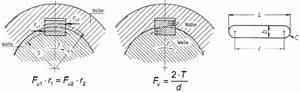 Torsionsmoment Berechnen : 07 dimensionierung einer passfederverbindung mathematical engineering lrt ~ Themetempest.com Abrechnung