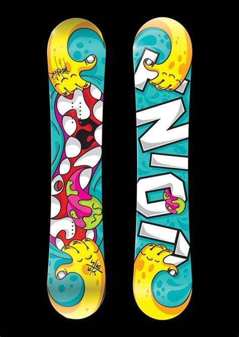 wickedly fantastic snowboard designs designrfixcom