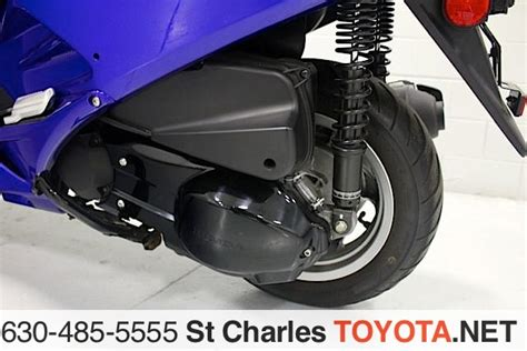 pre owned  honda reflex scooter nss motorcycle