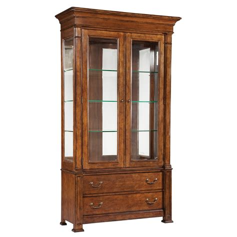 Buy European Legacy Tall China Cabinet By Hekman From Www