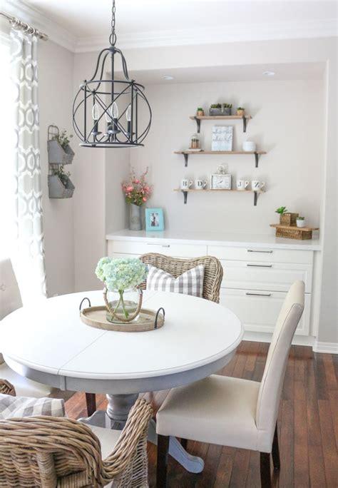 modern farmhouse dining room table diy  light lane