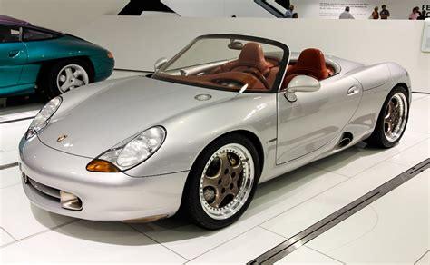 porsche concept concept car of the week porsche boxster 1993 car