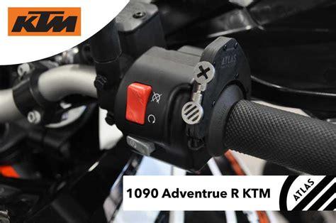 Atlas Throttle Lock, Universal Motorcycle Cruise Control
