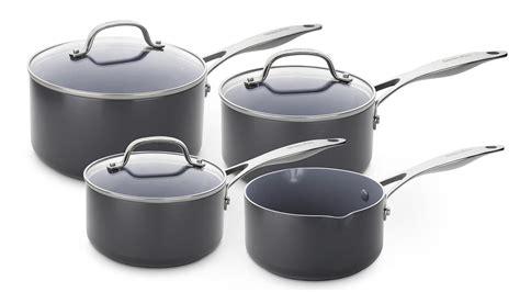saucepans pan pans sets stick non greenpan range venice ceramic piece reviewed
