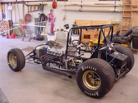 Anatomy Of A Super Modified Page 1 Racing From The Past