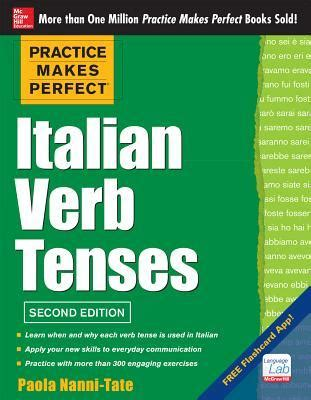 practice  perfect italian verb tenses  edition