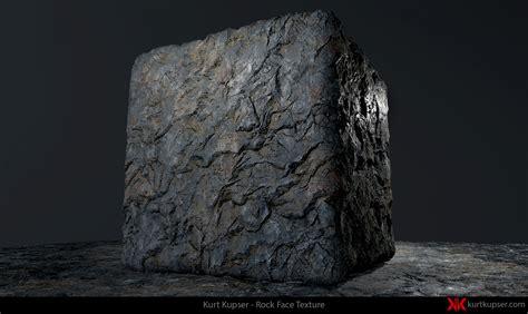 kurt kupser substance designer cliff face texture