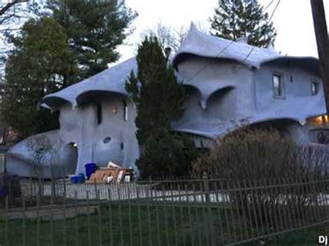 bethesda md hobbit house mushroom house