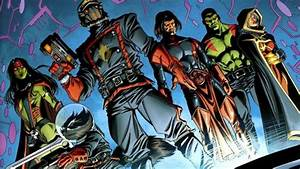 Guardians Of The Galaxy: A Comic Book History of Marvel's ...