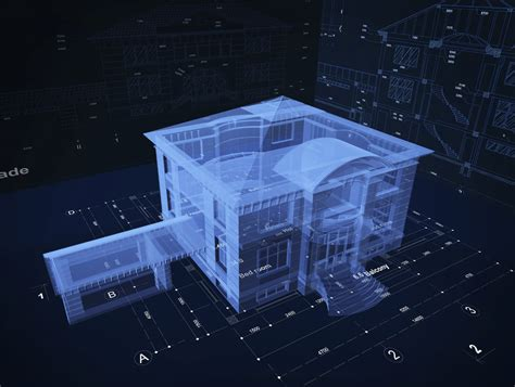 houses blueprints holograms the big thing in estate marketing