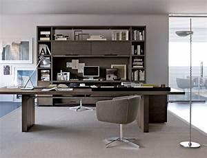 19, Contemporary, Office, Designs, Decorating, Ideas