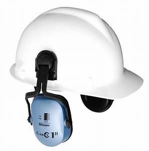 Casque Anti Bruit Chantier : coquilles anti bruit c1h pour casque chantier ~ Dailycaller-alerts.com Idées de Décoration