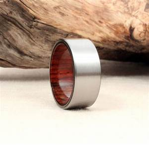 wood and metal wedding rings inexpensive navokalcom With wood and metal wedding rings