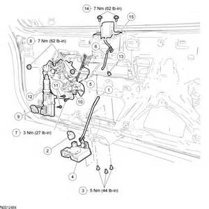 i have a 2005 ford escape the gate will not unlock but With ford escape hybrid 2005 high voltage interlock circuit schematic diagram