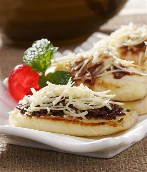 sweet cake resep kue pisang bakar coklat keju enak