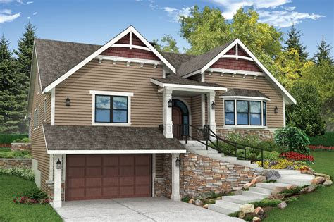 sloping lot house plans amazing house plans for sloping lots 2 front sloped lot