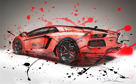 Car Art Wallpapers, Vehicles, Hq Car Art Pictures 4k