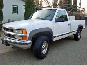 Find Used 2000 Chevrolet 2500 4x4  7 4 Vortex V8  A  T