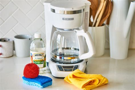 How to clean your coffee maker with clr. How To Clean a Coffee Maker | Kitchn