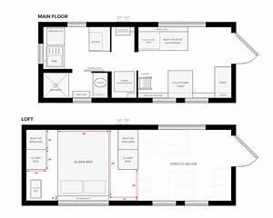 Tiny House Bauplan : tiny house grundrisse bildergalerie ideen ~ Orissabook.com Haus und Dekorationen