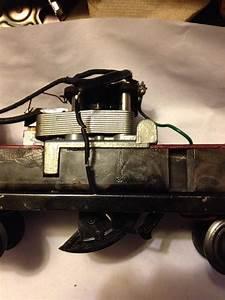 Crazy Wiring Surprise   Lionel Postwar 2046w