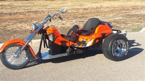 California For Sale by 2015 California Custom Trike For Sale