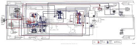 fo 15 auxiliary hydraulic system schematic diagram hoist winch lower
