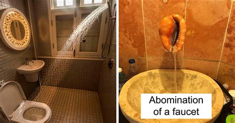embarrassing bathroom design fails